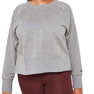 Nike Dry Women's Dri-Fit Training Sweatshirt